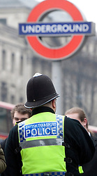 ©London News Picures. Picture dated 07.01.11. The government is planning to cut its funding for the police by 20% by 2015 it announced today (02/03/11). Photo credit should read Fuat Akyuz/London News Pictures.