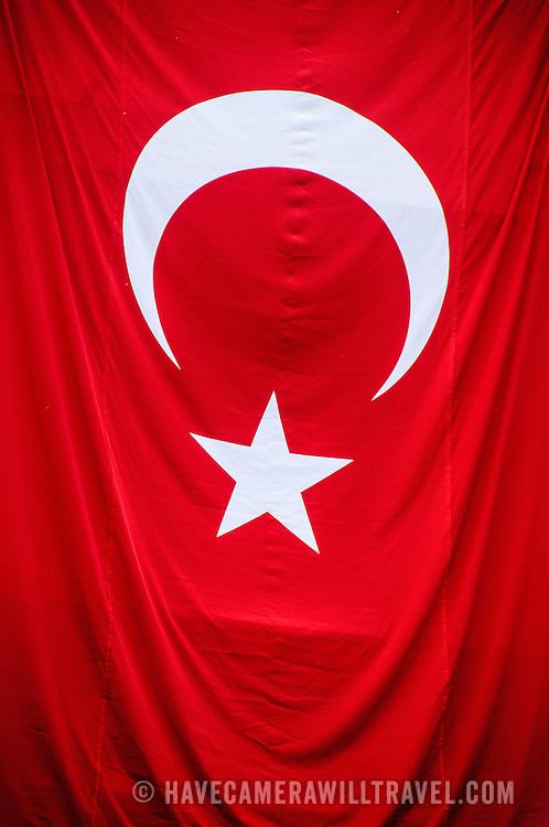 The Flag of Turkey, known in Turkish as Ay Yıldız (moon star.) or Albayrak (Red flag).