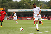 Luton Town Forward Isaac Vassell during the EFL Sky Bet League 2 match between Crawley Town and Luton Town at the Checkatrade.com Stadium, Crawley, England on 17 September 2016. Photo by Phil Duncan.