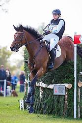 Klimke Ingrid, (GER), Horseware Hale Bob<br /> Cross Country<br /> Mitsubishi Motors Badminton Horse Trials - Badminton 2015<br /> © Hippo Foto - Libby Law<br /> 09/05/15
