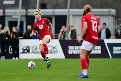 Jasmine Matthews of Bristol City - Mandatory by-line: Ryan Hiscott/JMP - 24/11/2019 - FOOTBALL - Stoke Gifford Stadium - Bristol, England - Bristol City Women v Manchester City Women - Barclays FA Women's Super League