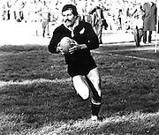 Tim Twigden, New Zealand All Blacks, 1980's Photo: PHOTOSPORT/Peter Bush Collection