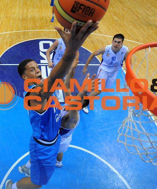 DESCRIZIONE : Siauliai Lithuania Lituania Eurobasket Men 2011 Preliminary Round Serbia Italia Serbia Italy<br /> GIOCATORE : Daniel Hackett<br /> SQUADRA : Italia Italy<br /> EVENTO : Eurobasket Men 2011<br /> GARA : Serbia Italia Serbia Italy<br /> DATA : 31/08/2011 <br /> CATEGORIA : tiro special<br /> SPORT : Pallacanestro <br /> AUTORE : Agenzia Ciamillo-Castoria/T.Wiedensohler<br /> Galleria : Eurobasket Men 2011 <br /> Fotonotizia : Siauliai Lithuania Lituania Eurobasket Men 2011 Preliminary Round Serbia Italia Serbia Italy<br /> Predefinita :