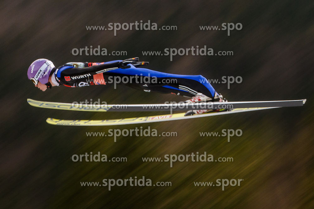 Andreas Wellinger of Germany during the Ski Flying Hill Individual Competition on Day Two of FIS Ski Jumping World Cup Final 2017, on March 24, 2017 in Planica, Slovenia. Photo by Grega Valancic / Sportida