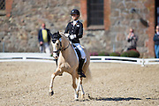 Theodora Livanos<br /> FEI European Championships Ponies 2016<br /> © DigiShot