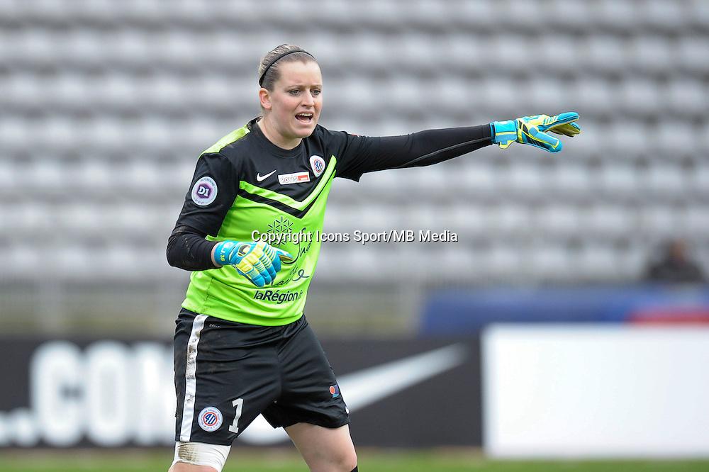 Solene Durand  - 20.12.2014 - PSG / Montpellier - 14eme journee de D1<br /> Photo : Andre Ferreira / Icon Sport