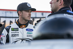 November 2, 2018 - Ft. Worth, Texas, United States of America - Trevor Bayne (6) hangs out on pit road prior to qualifying for the AAA Texas 500 at Texas Motor Speedway in Ft. Worth, Texas. (Credit Image: © Justin R. Noe Asp Inc/ASP via ZUMA Wire)