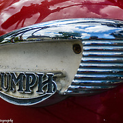 Old School Triumph Emblem