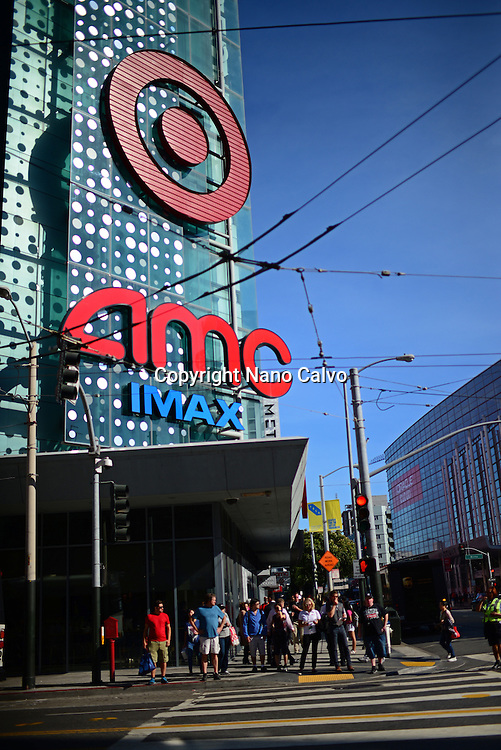 AMC Metreon 16, IMAX theatre in San Francisco.