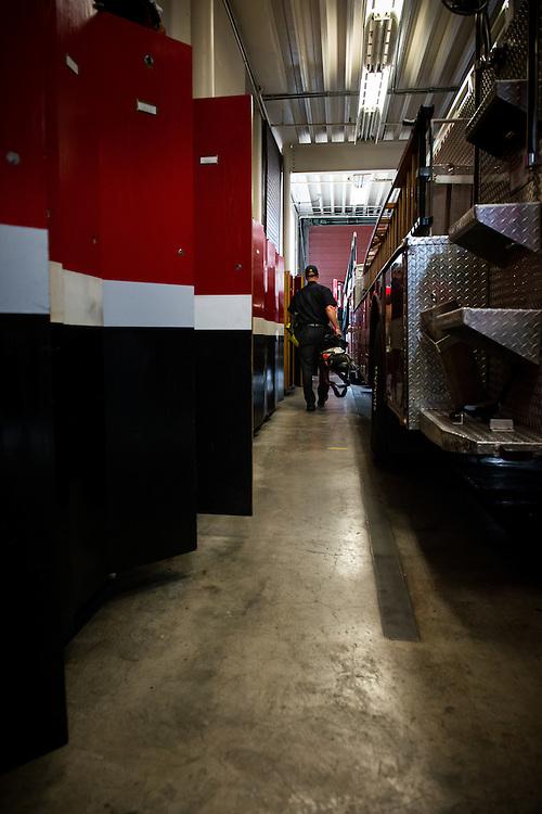 San Francisco Fire Department Battalion 10, Division 3, Truck 9 | June 5, 2014