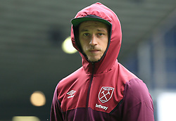 Marko Arnautovic of West Ham United - Mandatory by-line: Paul Roberts/JMP - 16/09/2017 - FOOTBALL - The Hawthorns - West Bromwich, England - West Bromwich Albion v West Ham United - Premier League