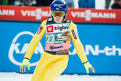Jarkko Maeaettae of Finland during the Ski Flying Individual Qualification at Day 1 of FIS World Cup Ski Jumping Final, on March 19, 2015 in Planica, Slovenia. Photo by Vid Ponikvar / Sportida