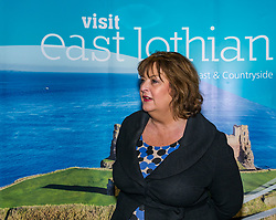 Pictured: Scottish Government Public Libraries Funding Announcement. Culture Minister Fiona Hyslop announces this year's successful bids to the £450,000 Public Library Improvement Fund (PLIF) at the John Grey Centre, Haddington Library, Haddington, East Lothian, Scotland, United Kingdom.  PLIF has been supporting innovative library projects since 2006 which help both individuals and communities.  13 December 2018  <br /> <br /> Sally Anderson | EdinburghElitemedia.co.uk