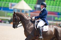 Vermeulen Ciska, BEL, Rohmeo<br /> Team Test Grade Ia <br /> Rio 2016 Paralympic Games<br /> © Hippo Foto - Jon Stroud