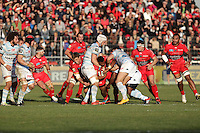 Steffon ARMITAGE - 10.01.2015 - Toulon / Racing Metro - 16e journee Top 14<br />