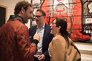 RICHARD GREEN; ALISON GREEN, Royal Academy Summer exhibition party. Piccadilly. 7 June 2016