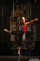 Dance As Art New York City Photography Project Astolat Castle Series with dancer, Lucy Postell