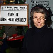 Albert Heijn Oostermeent leger des heils soldate Joke Veenvliet