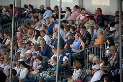 Public<br /> World Championship Young Dressage Horses <br /> Ermelo 2016<br /> © Hippo Foto - Dirk Caremans<br /> 28/07/16