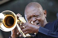 FILE: Hugh Masekela - 11 Jan 2012