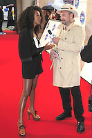 Corinne Bailey Rae with Huey Morgan