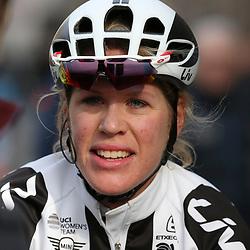 25-02-2017: Wielrennen: Vrouwen Omloop Het Nieuwsblad: Gent   <br /> GENT (BEL) wielrennen  <br /> Ellen van Dijk