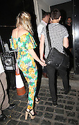 25.MAY.2014. ESSEX<br /> <br /> CODE - MAG<br /> <br /> TOM PARKER FROM THE WANTED AND GIRLFRIEND KELSEY HARDWICK SEEN LEAVING THE SUGAR HUT NIGHTCLUB IN BRENTWOOD ESSEX AT 3AM<br /> <br /> BYLINE: EDBIMAGEARCHIVE.CO.UK<br /> <br /> *THIS IMAGE IS STRICTLY FOR UK NEWSPAPERS AND MAGAZINES ONLY*<br /> *FOR WORLD WIDE SALES AND WEB USE PLEASE CONTACT EDBIMAGEARCHIVE - 0208 954 5968*