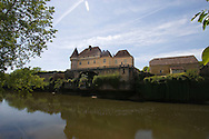 Chateau de Losse a medieval fortress overlooking the Vézère river ..., Travel, lifestyle
