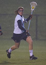 The Virginia Cavaliers Women's Lacrosse team hosted the Georgetown Hoyas at Klockner Stadium in Charlottesville, VA on April 11, 2007.  UVA lead GU 7-3 with 2:45 remaining in the first half.