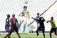 CAPE TOWN, South Africa - Monday 21 January 2013, Veroljub Salatic of Grasshopper Club Zurich during the soccer/football match Grasshopper Club Zurich (Switzerland) and Jomo Cosmos at the Cape Town stadium..Photo by Roger Sedres/ImageSA
