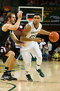 WACO, TX - DECEMBER 9: Al Freeman #25 of the Baylor Bears drives to the basket against the Texas A&M Aggies on December 9, 2014 at the Ferrell Center in Waco, Texas.  (Photo by Cooper Neill/Getty Images) *** Local Caption *** Al Freeman