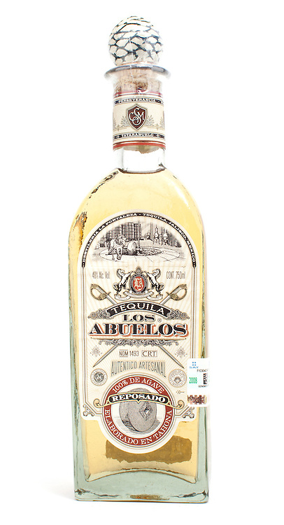 Los Abuelos Reposado Tequila -- Image originally appeared in the Tequila Matchmaker: http://tequilamatchmaker.com