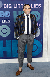 May 29, 2019 - New York, New York, United States - P. J. Byrne attends HBO Big Little Lies Season 2 Premiere at Jazz at Lincoln Center  (Credit Image: © Lev Radin/Pacific Press via ZUMA Wire)