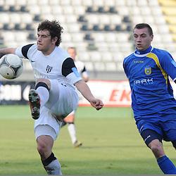 20121111: SLO, Football - PrvaLiga NZS, NK Mura 05 vs NK Domzale