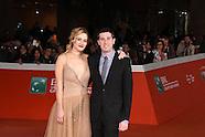 20161016 -  Festa del  Cinema film Tramps Van Patten Grace; Leon Adam Red carpet