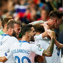 20190909: SLO, Football - UEFA Euro 2020 qualifying Group G, Slovenia vs Israel