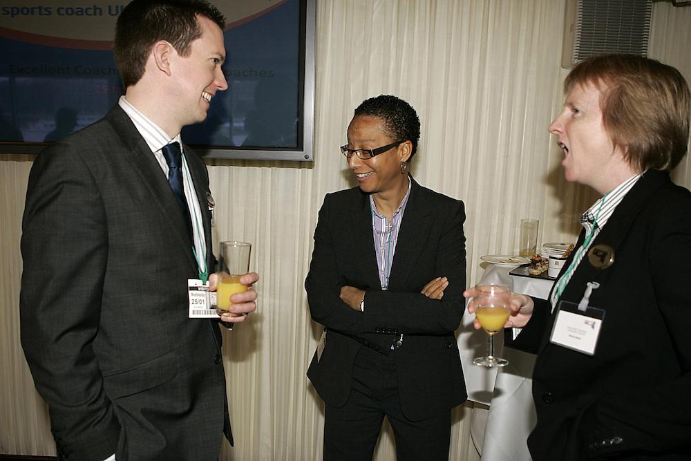 Sports Coach UK. Parliament. 25-1-2012