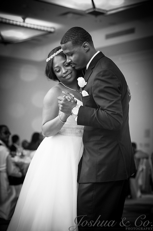 Aaron Butler and Traci Green are married at the JW Marriott Cherry Creek, in Denver Colo., on Saturday, May 18, 2013.<br /> <br /> Joshua Lawton // Joshua &amp; Co. Photography <br /> <br /> www.joshuacophotography.com