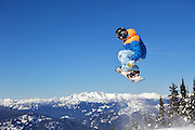 Whistler Blackcomb, Whistler, British Columbia, Canada, snowboarding