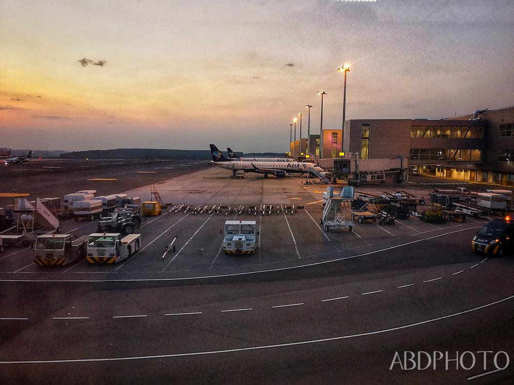 Sao Paulo airport, Brazil, South America
