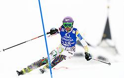 29.12.2013, Hochstein, Lienz, AUT, FIS Weltcup Ski Alpin, Damen, Slalom 2. Durchgang, im Bild Sarka Strachova (CZE) // Sarka Strachova of (CZE) during ladies Slalom 2nd run of FIS Ski Alpine Worldcup at Hochstein in Lienz, Austria on 2013/12/29. EXPA Pictures © 2013, PhotoCredit: EXPA/ Oskar Höher