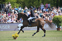 Kutscher Marco, (GER), Balermo<br /> Longines Global Champions Tour - Grand Prix of Hamburg<br /> Hamburg - Hamburger Derby 2016<br /> © Hippo Foto - Stefan Lafrentz