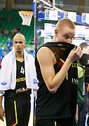DESCRIZIONE : Lubiana Ljubliana Slovenia Eurobasket Men 2013 Preliminary Round Germania Gran Bretagna Germany Great Britain<br /> GIOCATORE : Robin Benzing<br /> CATEGORIA : delusione delusion<br /> SQUADRA : Germania Germany<br /> EVENTO : Eurobasket Men 2013<br /> GARA : Germania Gran Bretagna Germany Great Britain<br /> DATA : 08/09/2013 <br /> SPORT : Pallacanestro <br /> AUTORE : Agenzia Ciamillo-Castoria/T.Wiedensohler<br /> Galleria : Eurobasket Men 2013<br /> Fotonotizia : Lubiana Ljubliana Slovenia Eurobasket Men 2013 Preliminary Round Germania Gran Bretagna Germany Great Britain<br /> Predefinita :