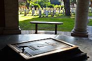 War Cemetery - Cimitero militare di Roma - Testaccio