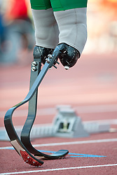 Behind the scenes, , 400m, T44, 2013 IPC Athletics World Championships, Lyon, France