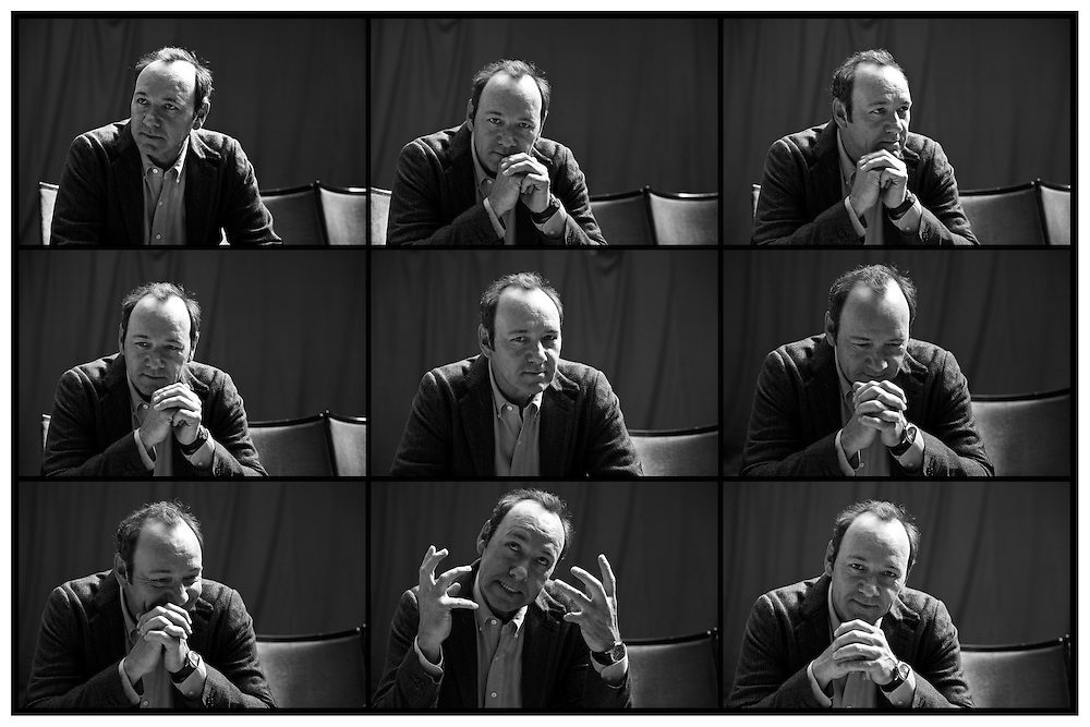 KEVIN SPACEY | CONTACT