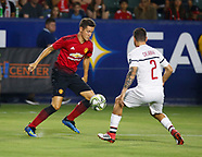Soccer: 2018 Manchester United vs AC Milan