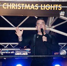 NOV 5 2012 Oxford Street Christmas Lights