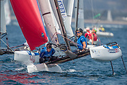 2018 World Cup | Nacra 17 | day 5