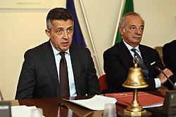 PAOLO GOVONI CON GIULIO FELLONI